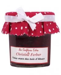 Confiture de fraises mara des bois - Christine Ferber