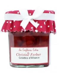 Confiture de griottes - Christine Ferber