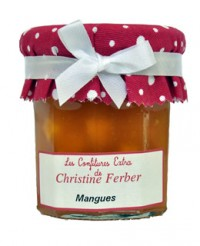 Confiture de mangues - Christine Ferber