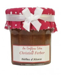 Confiture de nèfles - Christine Ferber