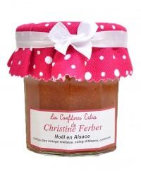 Confiture orange, coing, cardamome - Noël en Alsace - Christine Ferber