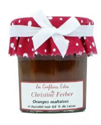 Douceur d'oranges et chocolat noir 64 % de cacao - Christine Ferber