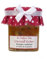 Confiture d'orange et fruits de la passion - Christine Ferber
