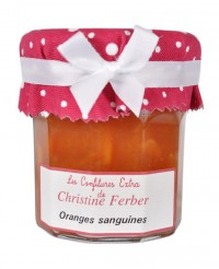 Confiture d'oranges sanguines - Christine Ferber