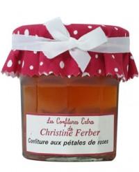 Confiture aux pétales de roses - Christine Ferber