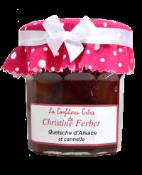 Confiture de questche et cannelle - Christine Ferber
