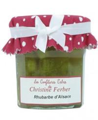 Confiture de rhubarbe - Christine Ferber
