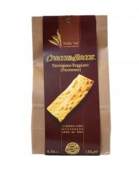 Crackers Crocca in Bocca - Parmesan - Dalla Val