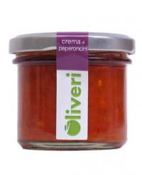 Crème de poivrons - Oliveri