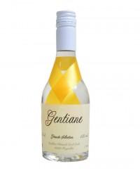 Eau-de-vie de gentiane - Distillerie Émile Coulin