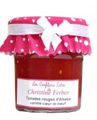 Confiture de tomates rouges d'Alsace - Christine Ferber