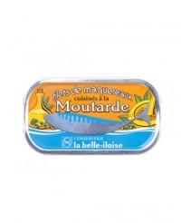Filets de maquereaux cuisinés à la moutarde - La Belle-Iloise