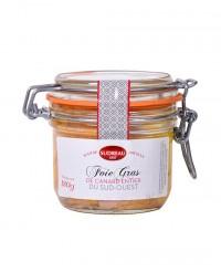 Foie gras de canard entier - Sudreau