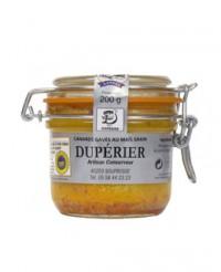 Foie gras de canard entier au piment d'Espelette - Dupérier