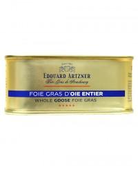 Foie gras d'oie entier 200 g - Edouard Artzner