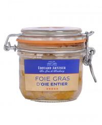 Foie gras d'oie entier en gelée 290 g - bocal - Edouard Artzner