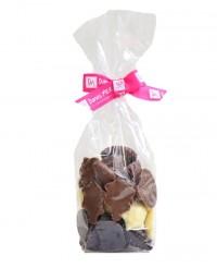 Friture de Pâques en chocolat - assortiment  - Chocolaterie Daniel Mercier