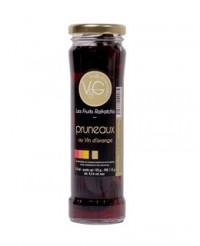 Pruneaux rafraîchis au vin d'orange - Vergers de Gascogne