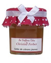 Gelée de citrons jaunes - Christine Ferber