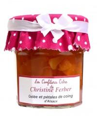 Gelée et pétales de coings - Christine Ferber