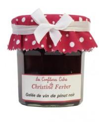 Gelée de vin de pinot noir - Christine Ferber