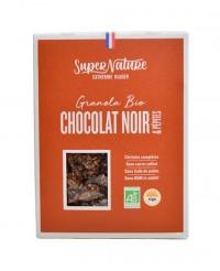 Granola chocolat noir & pépites bio - Catherine Kluger