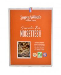 Granola noisettes & sarrasin bio - Catherine Kluger