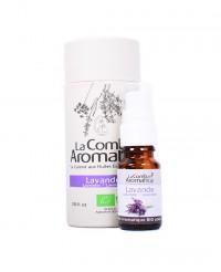 Huile Essentielle de Lavande Bio - La Comba Aromatica