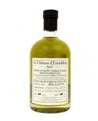 Huile d'olive vierge extra - Beruguette 100% - Château d'Estoublon