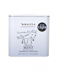 Infusion bio - Organic Mint - Anassa
