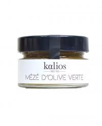 Mézé d'olives vertes - Kalios
