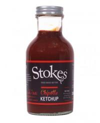 Ketchup au piment Chipotle - Stokes