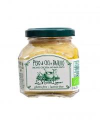 Pesto de pois chiches et de basilic - La Macina Ligure