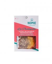 Épices pour tataki de saumon & marinade - les flamboyantes - Nomie Epices