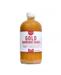 Sauce barbecue Gold South Carolina Mustard - Lillie's Q