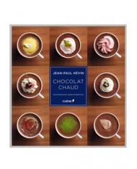 Livre Chocolat chaud de Jean-Paul Hévin - Editions du Chêne