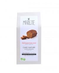 Préparation bio pour cake nature - Marlette