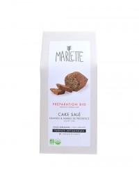 Préparation bio pour cake salé - Marlette