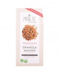 Préparation bio pour Granola maison - Marlette
