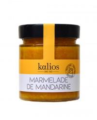 Marmelade de mandarine - 82% fruits frais - Kalios