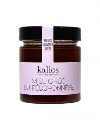 Miel de fleurs sauvages & pin - Kalios