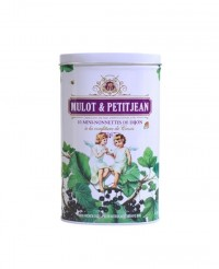 Mini-nonnettes de Dijon - confiture de cassis - boîte collector - Mulot & Petitjean