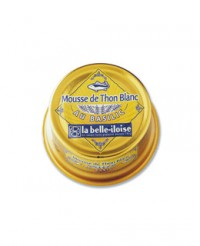 Mousse de thon blanc germon au basilic