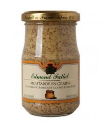 Moutarde en grains au vin blanc - Fallot