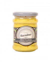 Moutarde aux herbes de Provence - Bornibus