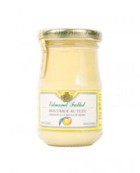 Moutarde au yuzu - Fallot