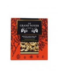 Noix de cajou grillée au sésame noir et doré - Le Grand Noyer