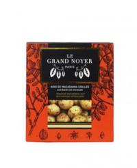 Noix de macadamia grillée aux baies de Sichuan - Le Grand Noyer
