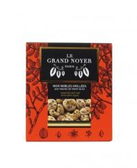 Noix nobles grillées aux grains de pavot bleu - Le Grand Noyer