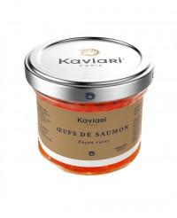 Œufs de saumon façon Russe  - Kaviari